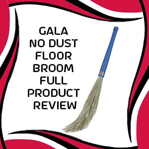 Gala No Dust Floor Broom full Product Review