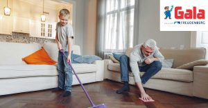 Gala No Dust Floor Broom product review