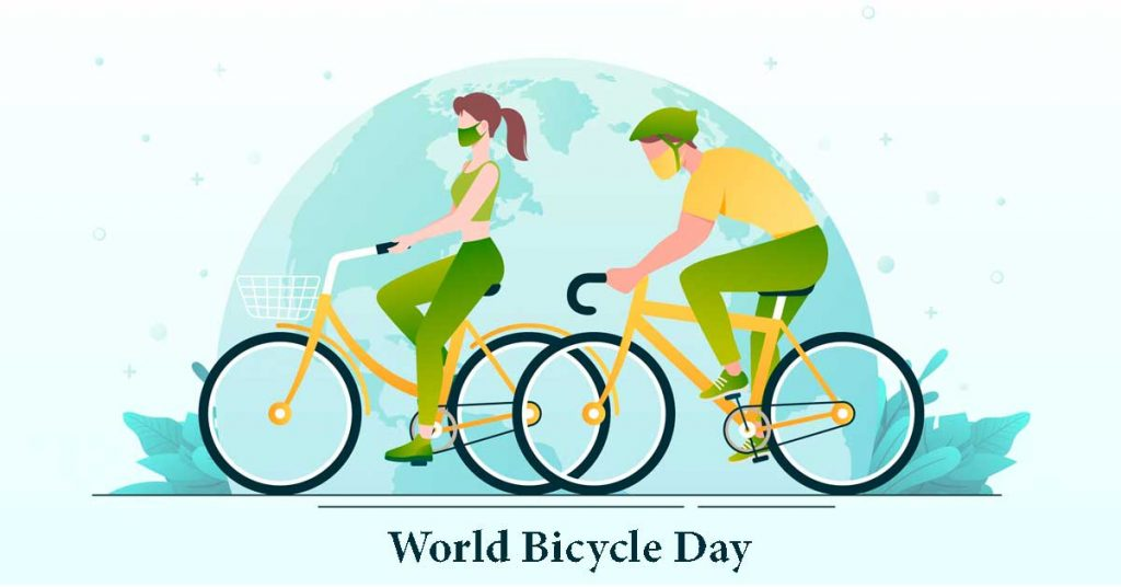 World Bicycle Day: Bicycle for saving Environment & Health